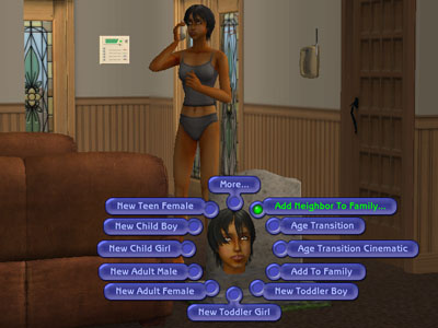 The Sims 2, The Tombstone of Life and Death