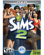 The Sims 2 Special Edition DVD.  Click on image to go to the Electronic Arts store.