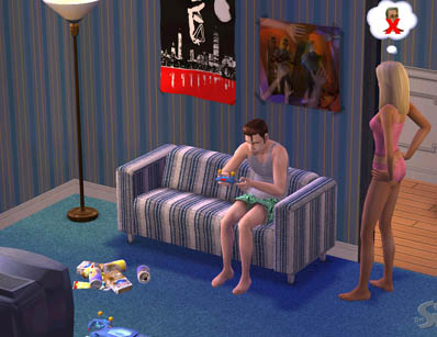 The Sims 2 Screen Shot